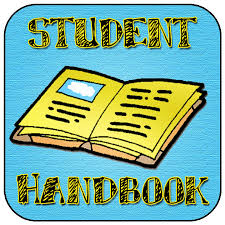 Image result for Student Handbook clipart