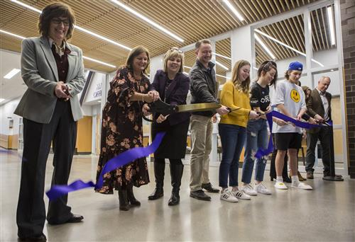 Lake Stevens High School Open House & Ribbon Cutting