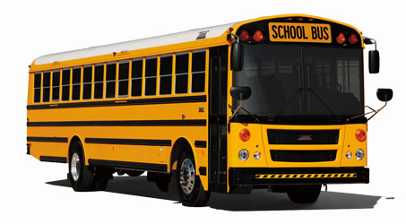 Academic and Sports Bus available Monday-Thursday