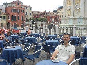 Cafe in Venezia