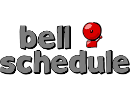 Field Day and Last Day of School Bell Schedules