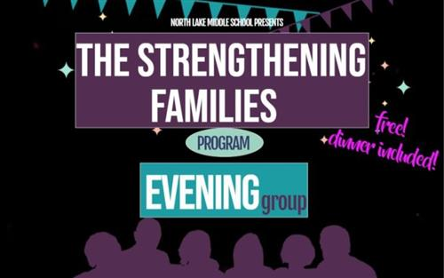 Spring Strengthening Families Group Starting Soon!