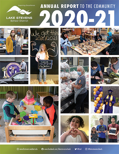 Annual Report 2020-21 cover