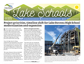 Lake Schools - Winter 2019