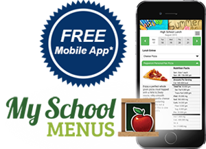 my school menus app